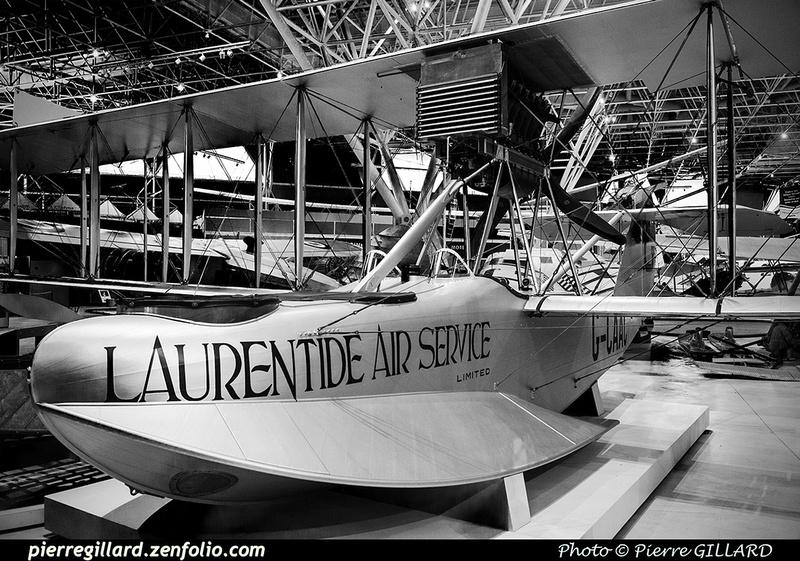 Pierre GILLARD: Canada : Musée de l'aviation et de l'espace du Canada &emdash; 2017-615603