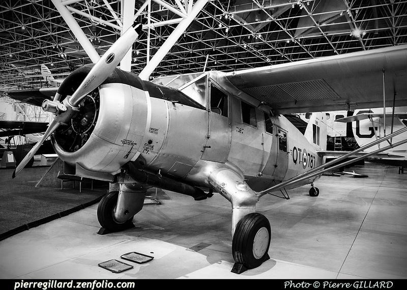 Pierre GILLARD: Canada : Musée de l'aviation et de l'espace du Canada &emdash; 2017-615608