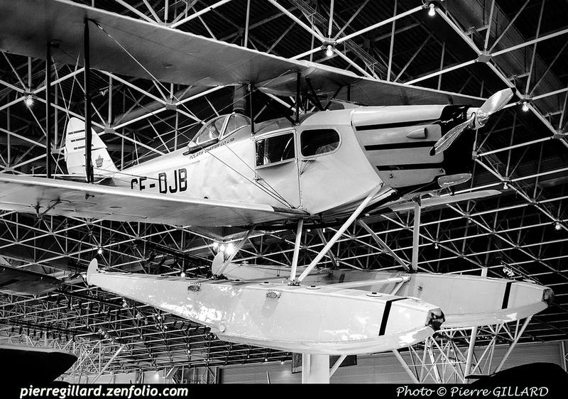 Pierre GILLARD: Canada : Musée de l'aviation et de l'espace du Canada &emdash; 2017-615618