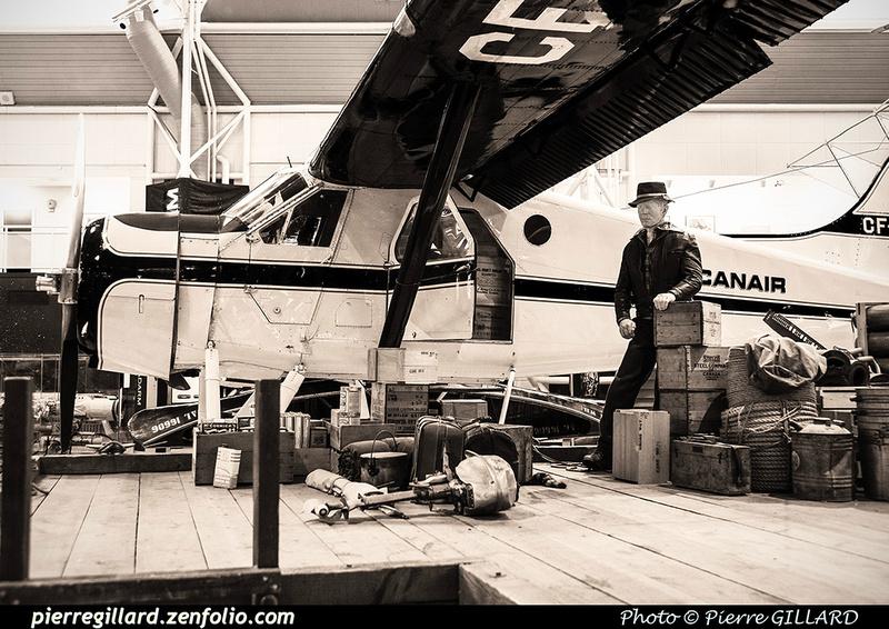 Pierre GILLARD: Canada : Musée de l'aviation et de l'espace du Canada &emdash; 2017-615626