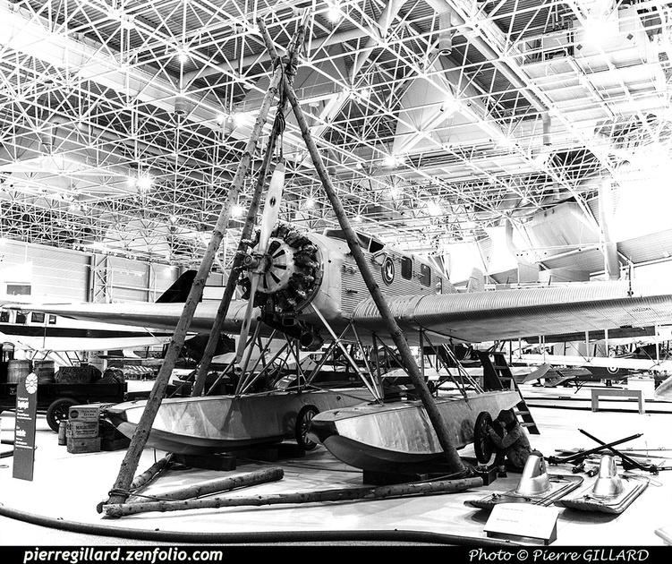 Pierre GILLARD: Canada : Musée de l'aviation et de l'espace du Canada &emdash; 2017-615622