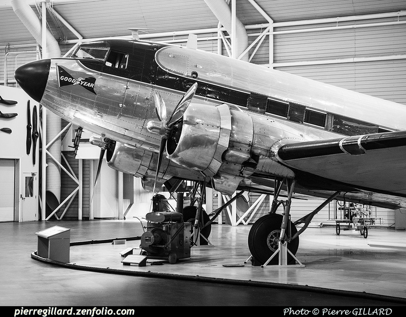 Pierre GILLARD: Canada : Musée de l'aviation et de l'espace du Canada &emdash; 2017-615650