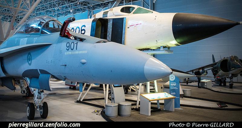 Pierre GILLARD: Canada : Musée de l'aviation et de l'espace du Canada &emdash; 2017-615825