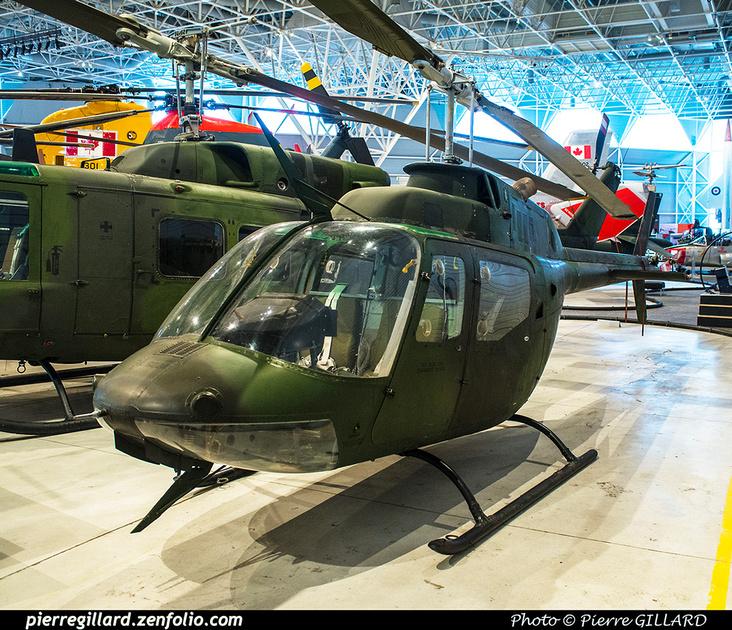 Pierre GILLARD: Canada : Musée de l'aviation et de l'espace du Canada &emdash; 2017-615814