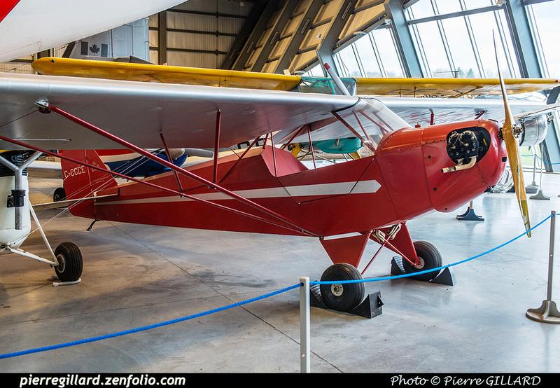 Pierre GILLARD: Canada : Musée de l'aviation et de l'espace du Canada &emdash; 2017-615690