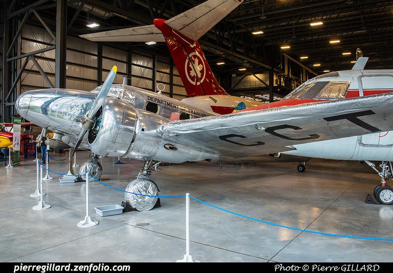 Pierre GILLARD: Canada : Musée de l'aviation et de l'espace du Canada &emdash; 2017-615699