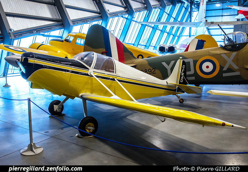 Pierre GILLARD: Canada : Musée de l'aviation et de l'espace du Canada &emdash; 2017-615715
