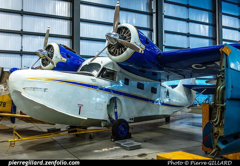 Pierre GILLARD: Canada : Musée de l'aviation et de l'espace du Canada &emdash; 2017-615739