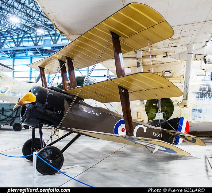 Pierre GILLARD: Canada : Musée de l'aviation et de l'espace du Canada &emdash; 2017-615719