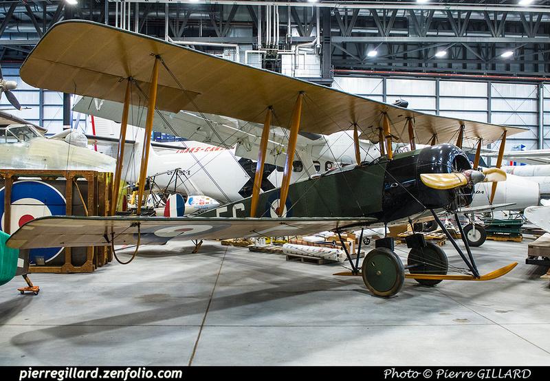 Pierre GILLARD: Canada : Musée de l'aviation et de l'espace du Canada &emdash; 2017-615745