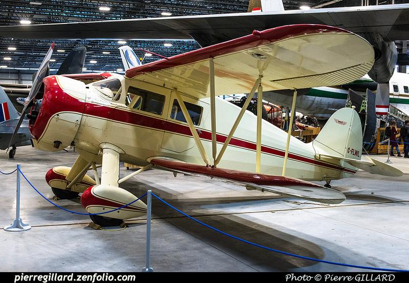 Pierre GILLARD: Canada : Musée de l'aviation et de l'espace du Canada &emdash; 2017-615757