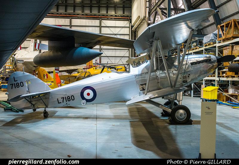 Pierre GILLARD: Canada : Musée de l'aviation et de l'espace du Canada &emdash; 2017-615761
