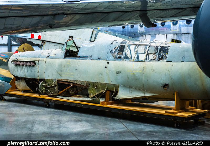 Pierre GILLARD: Canada : Musée de l'aviation et de l'espace du Canada &emdash; 2017-615769