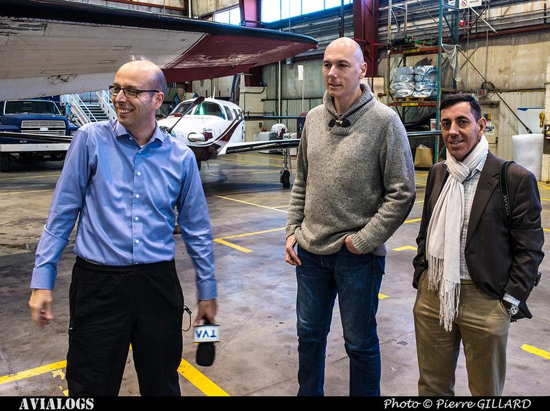 Pierre GILLARD: 2017-12-14 - Annonce officielle du lancement de la restauration du DC-3 C-FDTD d'Avialogs &emdash; 2017-616246