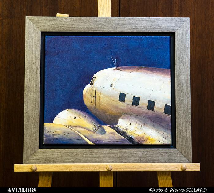 Pierre GILLARD: 2017-12-14 - Annonce officielle du lancement de la restauration du DC-3 C-FDTD d'Avialogs &emdash; 2017-616274