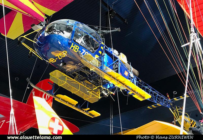 Pierre GILLARD: Switzerland - Musée suisse des transports/Verkehrshaus der Schweiz &emdash; 030286
