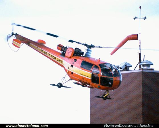 Pierre GILLARD: U.S.A. - Rocky Mountain Helicopters &emdash; 030295