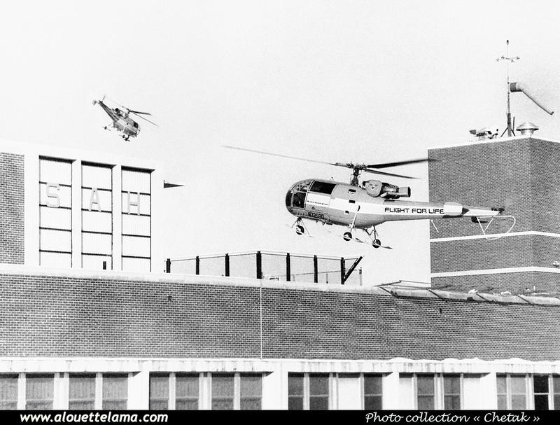 Pierre GILLARD: U.S.A. - Rocky Mountain Helicopters &emdash; 030296
