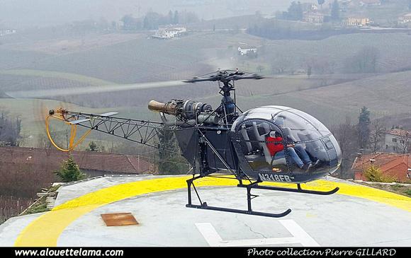 Pierre GILLARD: U.S.A. - Private Helicopters - Hélicoptères privés &emdash; 030292