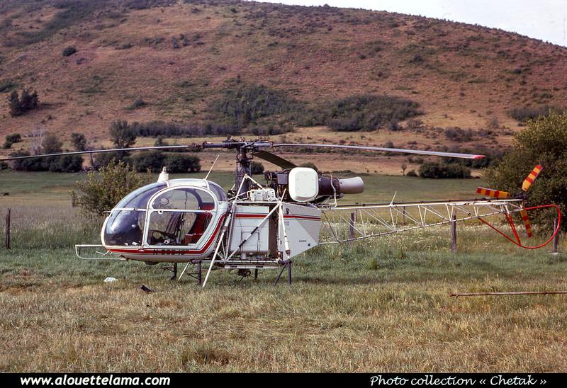 Pierre GILLARD: U.S.A. - Unidentified Operators - Opérateurs inconnus &emdash; 030303