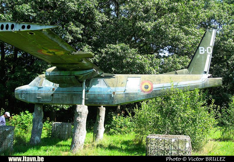 Pierre GILLARD: Aéronefs : Britten Norman BN-2A Islander &emdash; B05-030313