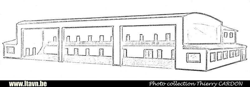 Pierre GILLARD: Bases : Marche-en-Famenne (projet) &emdash; H0910
