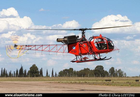 Pierre GILLARD: Argentina - Air Force - Fuerza Aérea &emdash; 030309