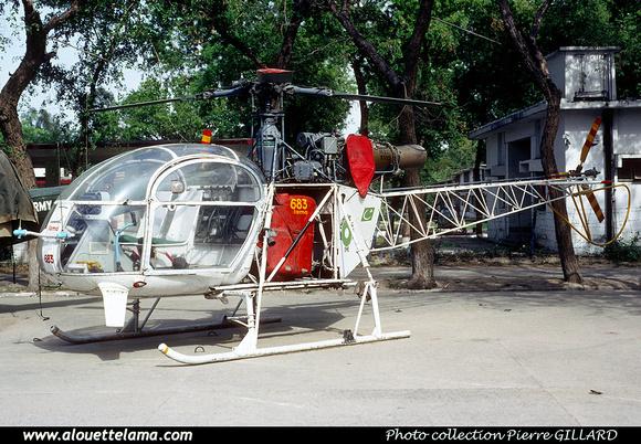Pierre GILLARD: Pakistan - Army &emdash; 006854