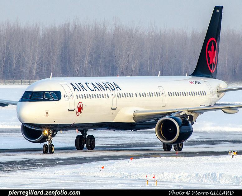Pierre GILLARD: Air Canada &emdash; 2018-706188