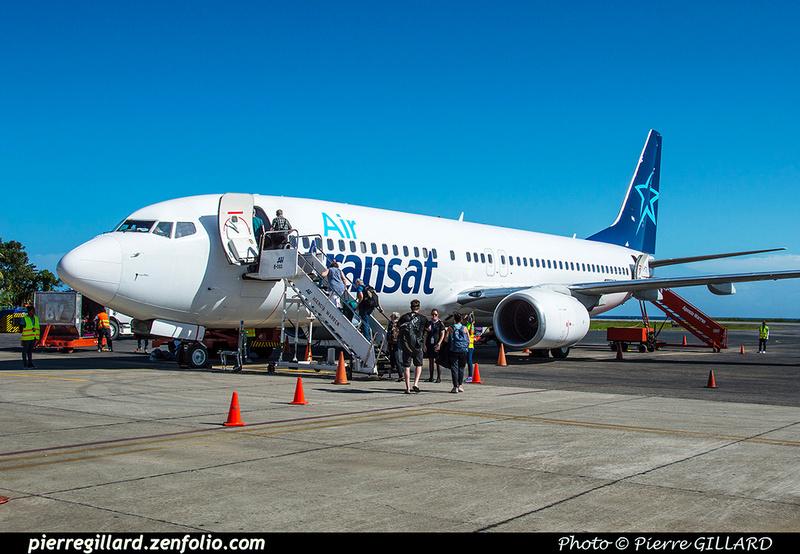 Pierre GILLARD: Air Transat &emdash; 2018-522798