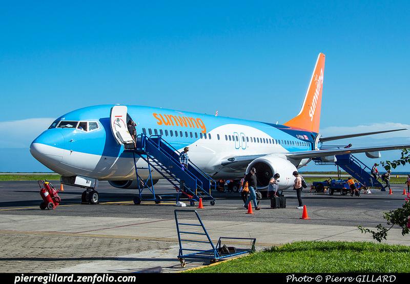 Pierre GILLARD: Sunwing Airlines &emdash; 2018-522794