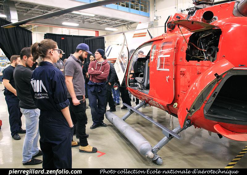 Pierre GILLARD: Eurocopter (MBB) Bo-105S CDN-BS-4 C-GCFN &emdash; 2018-ENA-4176