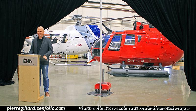 Pierre GILLARD: Eurocopter (MBB) Bo-105S CDN-BS-4 C-GCFN &emdash; 2018-ENA-4154
