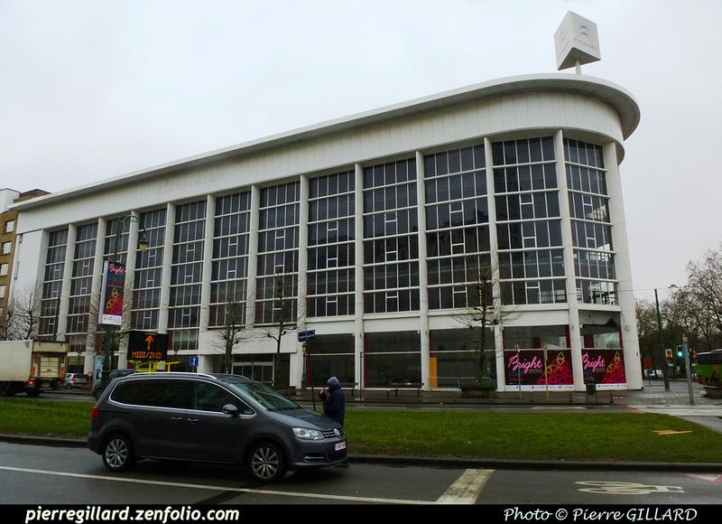 Pierre GILLARD: Bruxelles &emdash; 2018-PR1040464