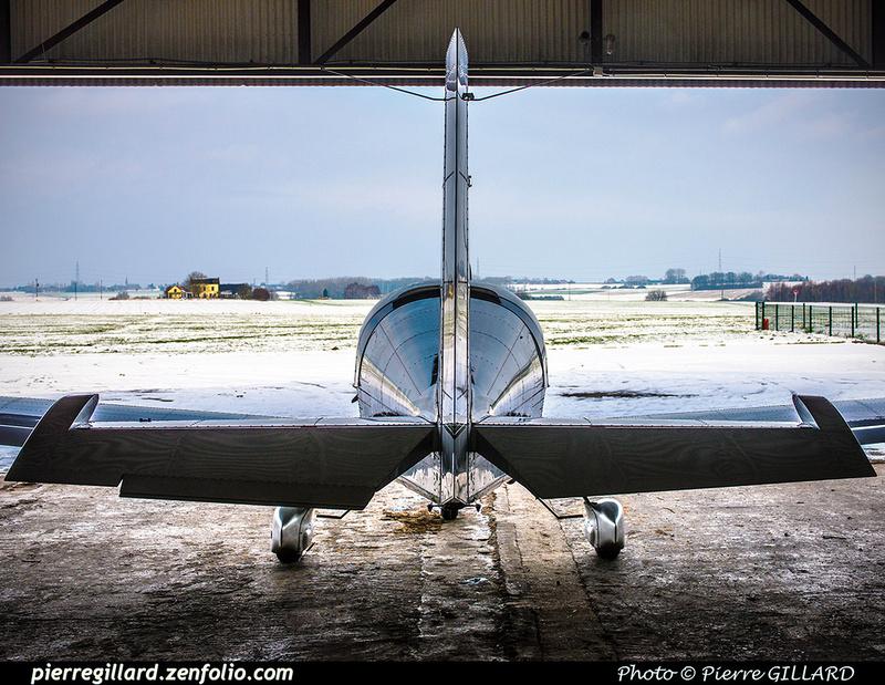 Pierre GILLARD: Belgium - SONACA Aircraft &emdash; 2018-616465