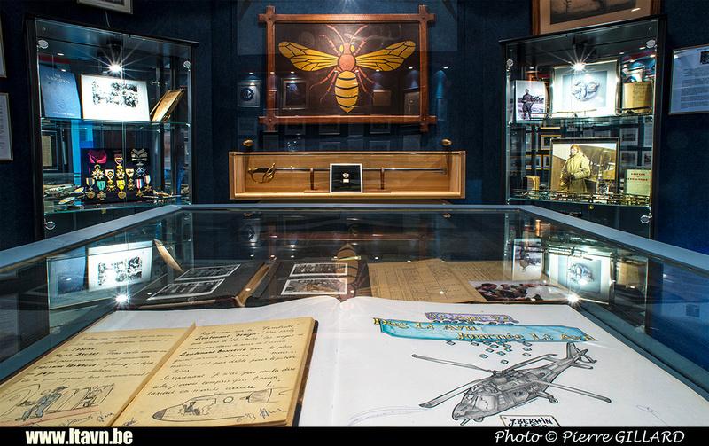 Pierre GILLARD: Musées : Section LtAvn du Musée et du Centre Historique du 1er Wing &emdash; 2018-616527