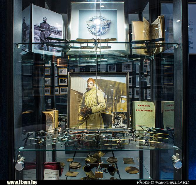 Pierre GILLARD: Musées : Section LtAvn du Musée et du Centre Historique du 1er Wing &emdash; 2018-616529