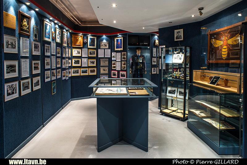 Pierre GILLARD: Musées : Section LtAvn du Musée et du Centre Historique du 1er Wing &emdash; 2018-616522