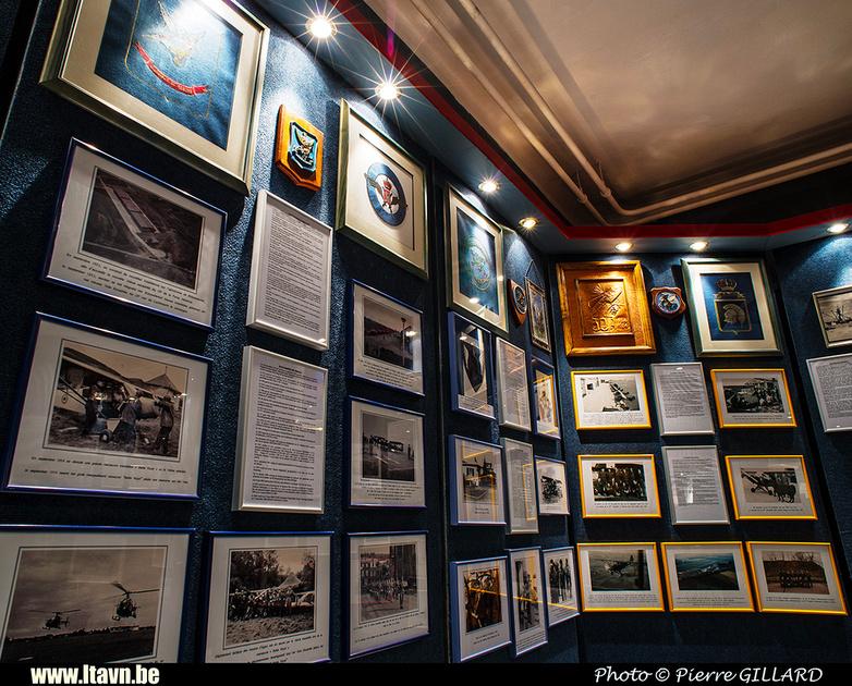 Pierre GILLARD: Musées : Section LtAvn du Musée et du Centre Historique du 1er Wing &emdash; 2018-616533