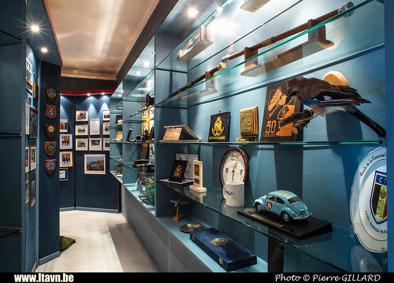 Pierre GILLARD: Musées : Section LtAvn du Musée et du Centre Historique du 1er Wing &emdash; 2018-616541