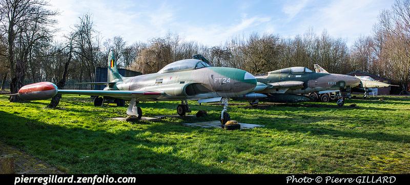 Pierre GILLARD: Belgium : 1 Wing Museum & Historical Centre Beauvechain &emdash; 2018-616586