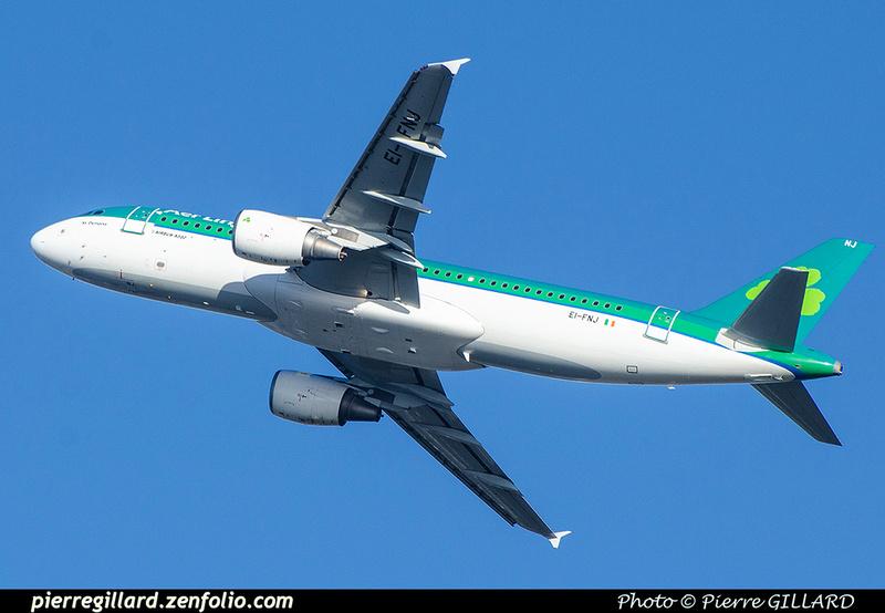 Pierre GILLARD: Aer Lingus &emdash; 2018-706316