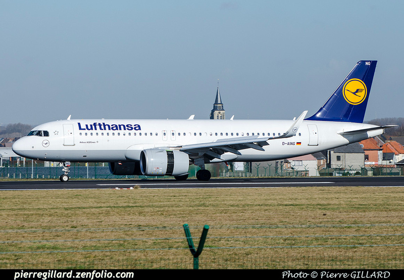 Pierre GILLARD: Lufthansa &emdash; 2018-706385