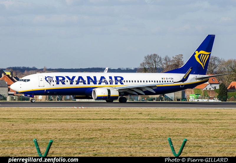 Pierre GILLARD: Ryanair &emdash; 2018-706510