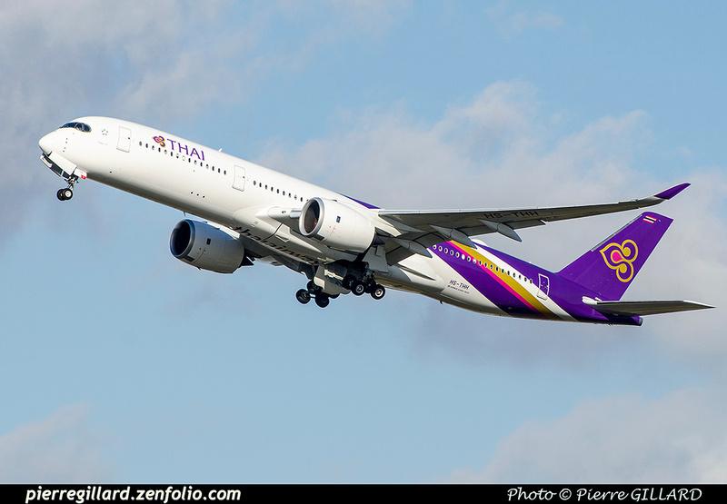 Pierre GILLARD: Thai Airways - บริษัท การบินไทย จำกัด &emdash; 2018-706458
