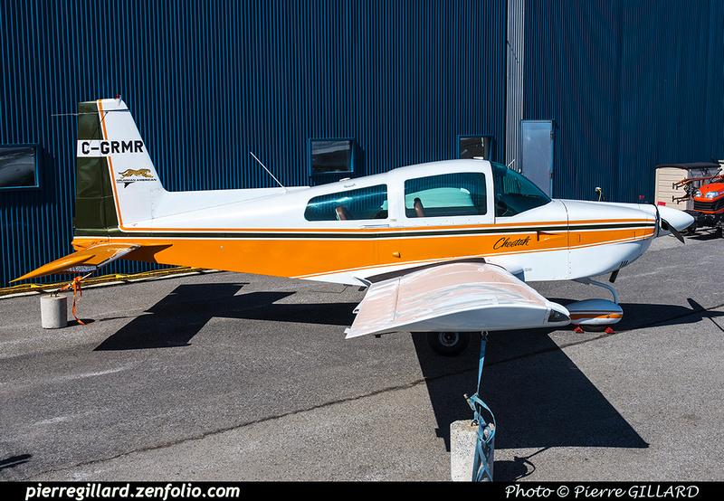 Pierre GILLARD: Private Aircraft - Avions privés : Canada &emdash; 2018-616811