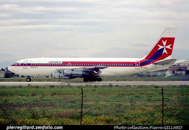 Pierre GILLARD: Air Malta &emdash; 021623