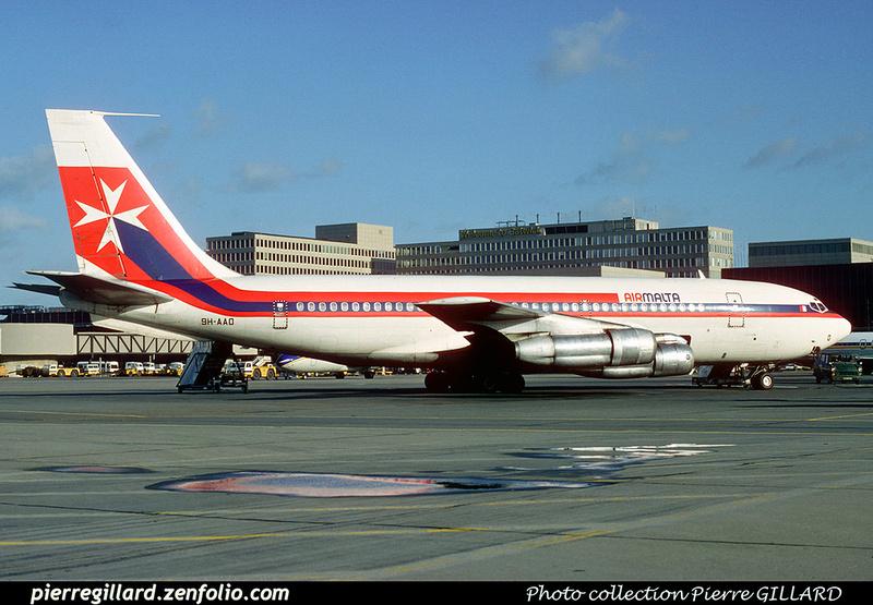 Pierre GILLARD: Air Malta &emdash; 021622