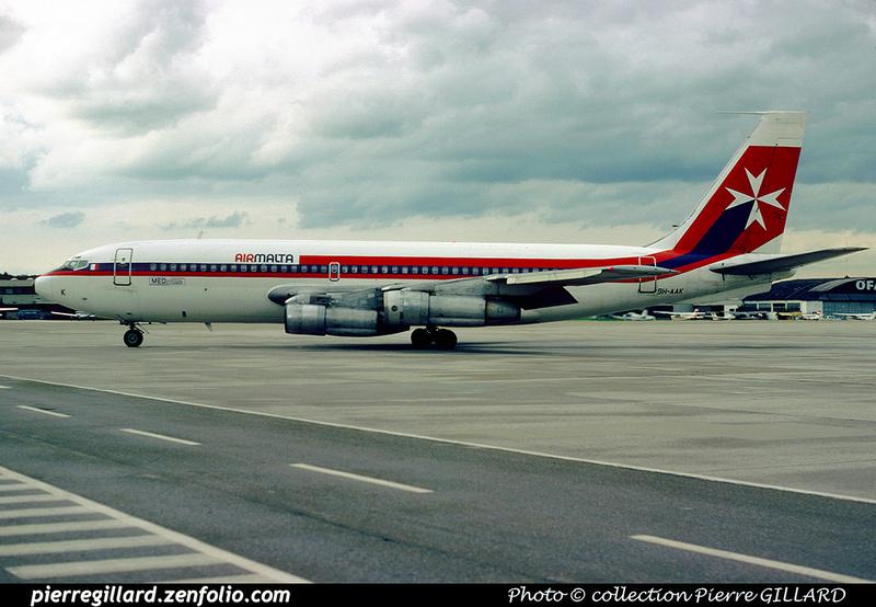 Pierre GILLARD: Air Malta &emdash; 021621