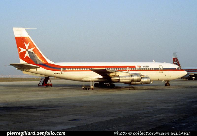 Pierre GILLARD: Air Malta &emdash; 021620